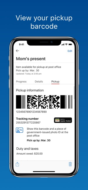 Canada Post on the App Store