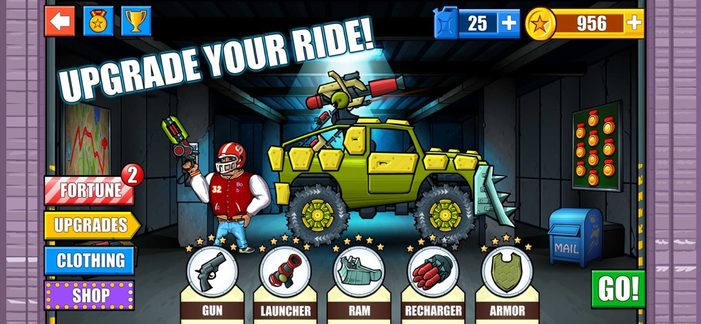 Mad Day – Truck Distance Game Cheat Codes