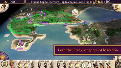 ROME: Total War - Alexander screenshot 2