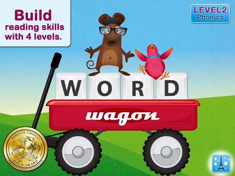 Word Wagon - Duck Duck Moose