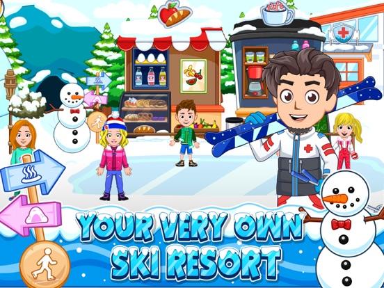 My City : Ski Resort screenshot 12