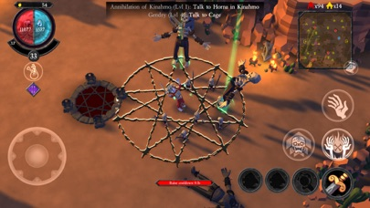 Undead Horde screenshot 1