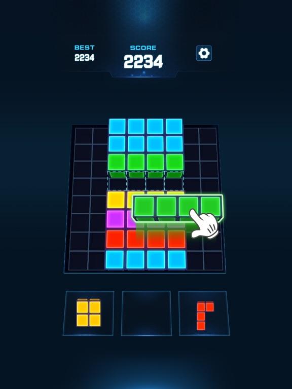 Block Puzzle Game: Color Cube screenshot 5