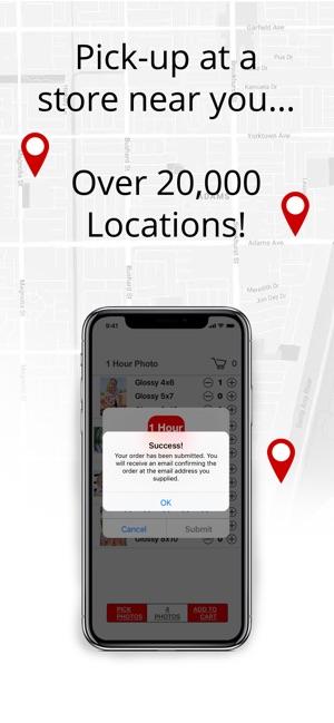 Can you print photos from iphone at cvs