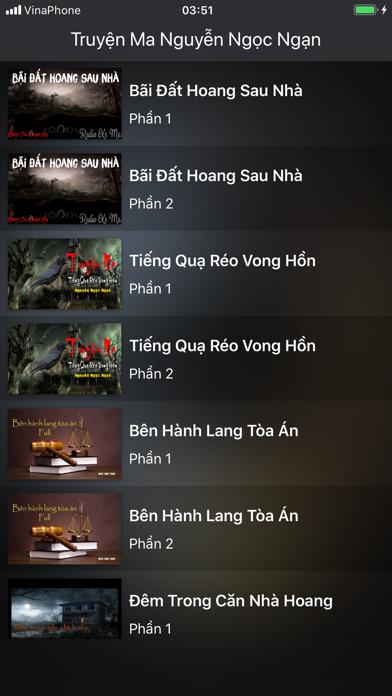 Truyện Ma Nguyễn Ngọc Ngạn screenshot 1