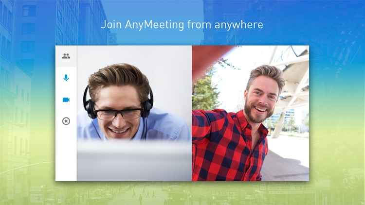 AnyMeeting Webinars screenshot-0