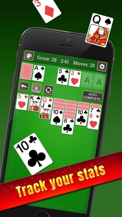Solitaire: Classic Card Puzzle screenshot-4