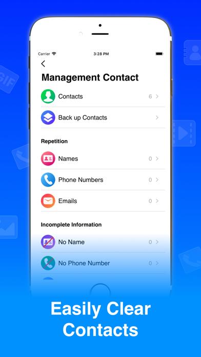Super Cleaner - Photo & Phone Screenshot