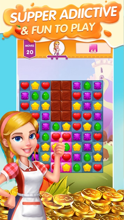 Candy Lucky:Match Puzzle Game screenshot-3
