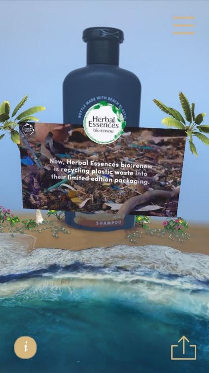 Herbal Essences AR Experience screenshot-3