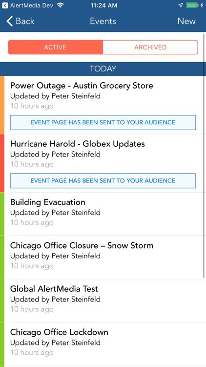 AlertMedia Pro screenshot-4