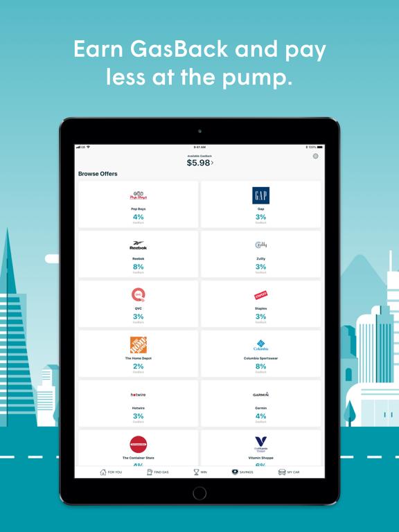 GasBuddy - Find Cheap Gas Prices screenshot