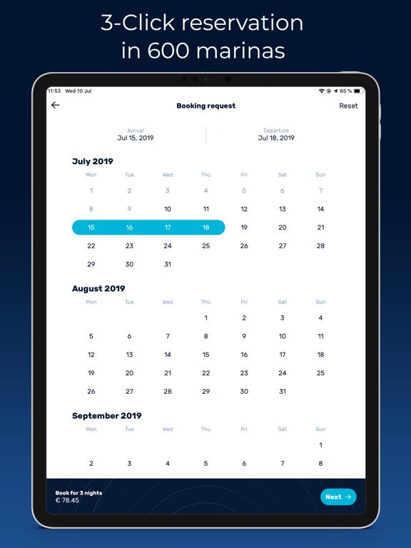 Navily – Your mobile cruising guide screenshot