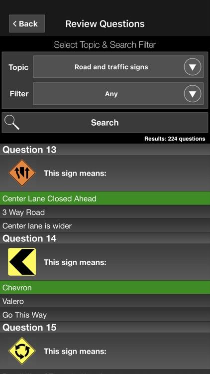 Drivers Ed: DMV Permit Test screenshot-5