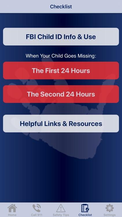FBI Child ID screenshot-4