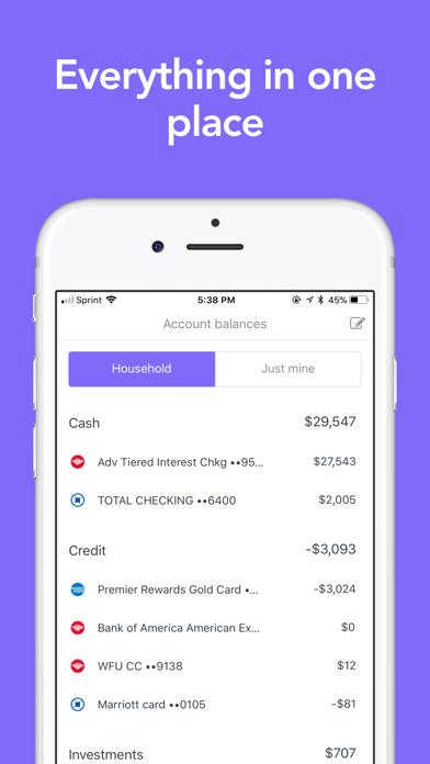Honeyfi: Couples Finance Screenshot