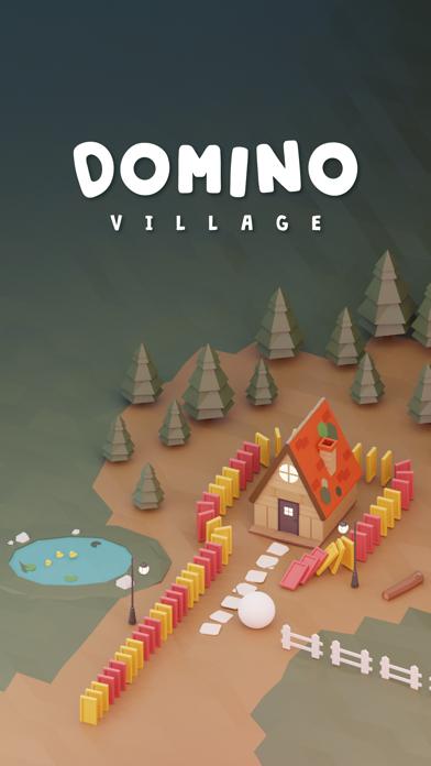 Domino Village screenshot 1