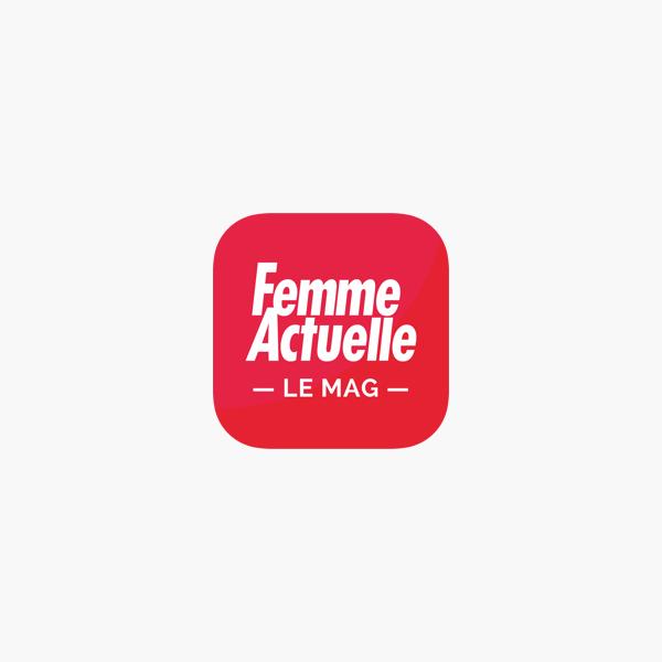 Femme Actuelle, Le MAG dans l'App Store