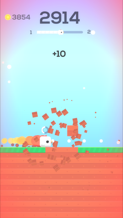Square Bird. screenshot 2
