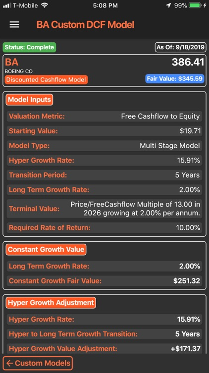 FundSpec: Financial Analysis screenshot-8
