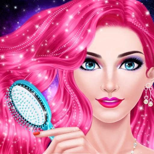 Hair Styles Fashion Girl Salon
