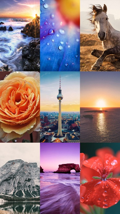 Beautiful HD Wallpapers 50000+ screenshot-5