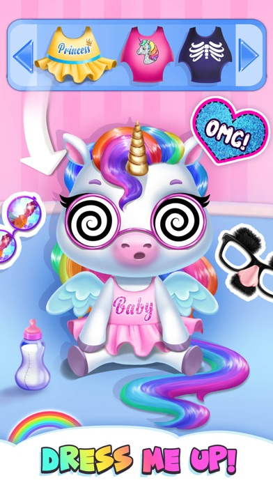 My Baby Unicorn screenshot 4