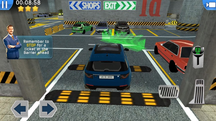Multi Level Parking Simulator screenshot-3