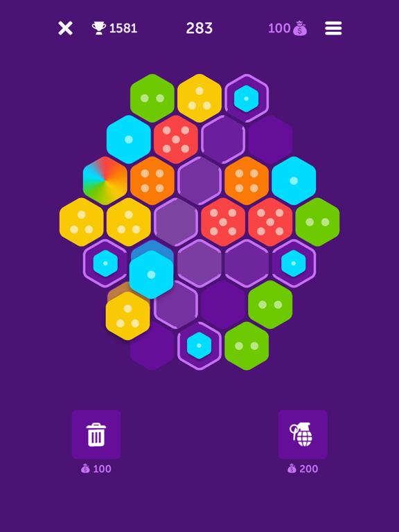 Hexa Bang screenshot #4