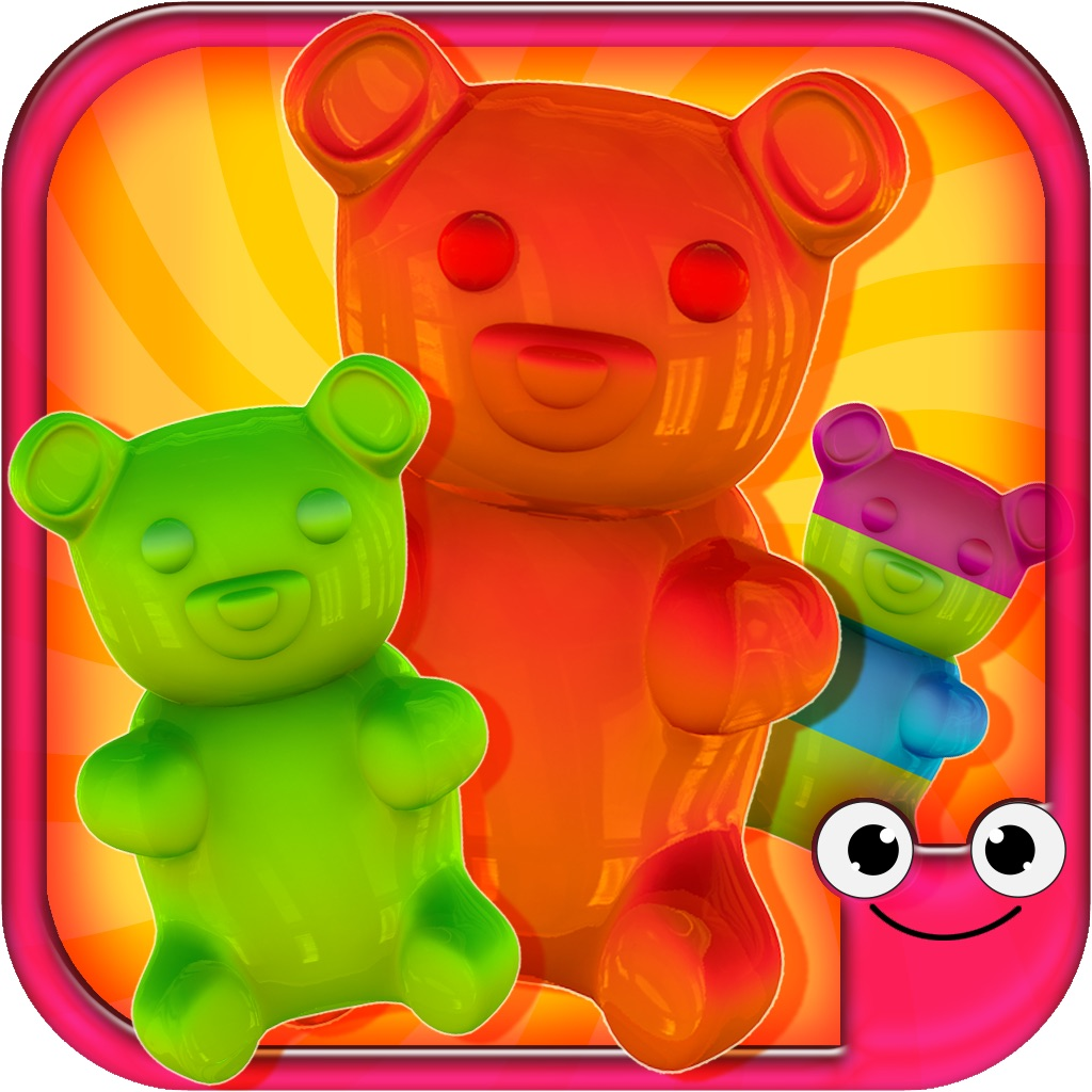 Gummy Bear Maker Candy Design!