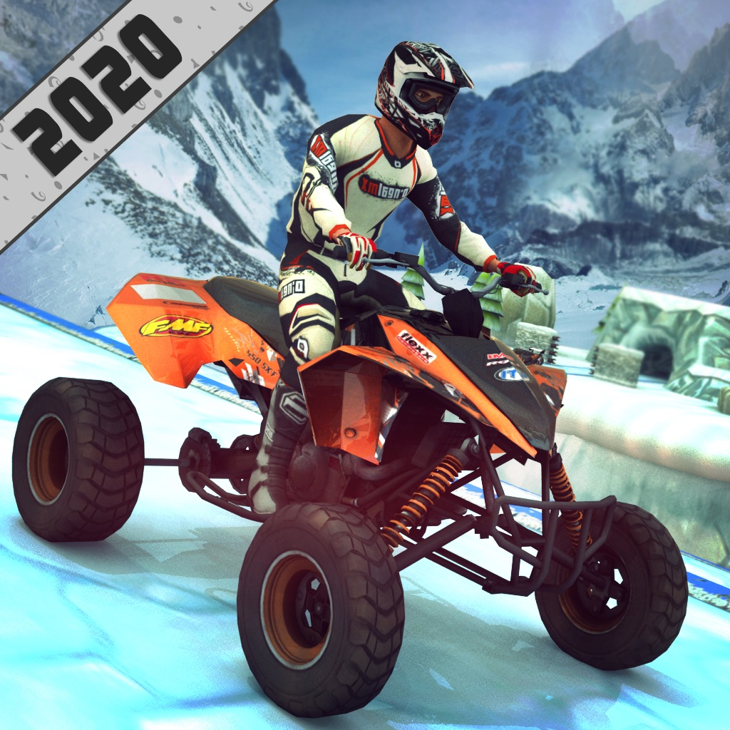ATV Quad Bike: Mountain Stunts hack