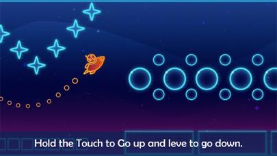 Take Me To Mars -glow stickman screenshot four