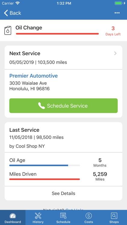 myCARFAX - Car Maintenance screenshot-3