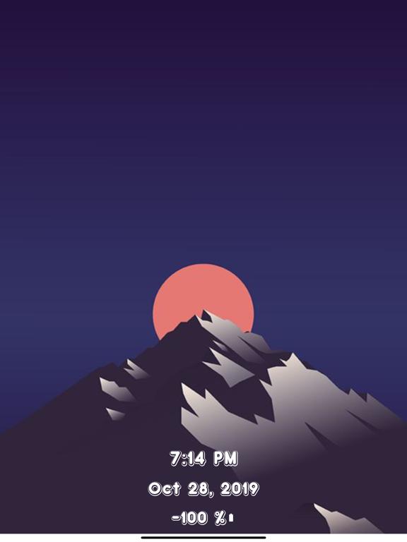 ClockDisplay - Time Wallpaper screenshot 11