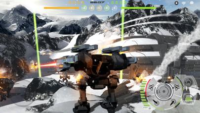 Screenshot #2 pour Mech Battle - Robots War Game