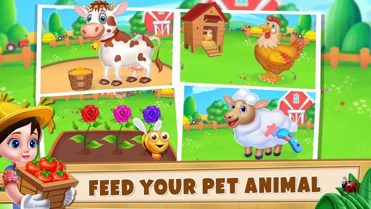 Farm.House - Fun Farming Games