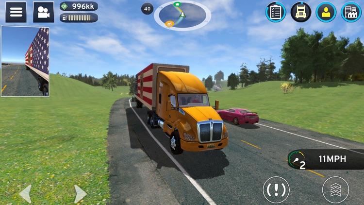 Truck Simulation 19 screenshot-9