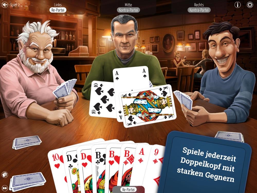 Online Doppelkopf Spielen