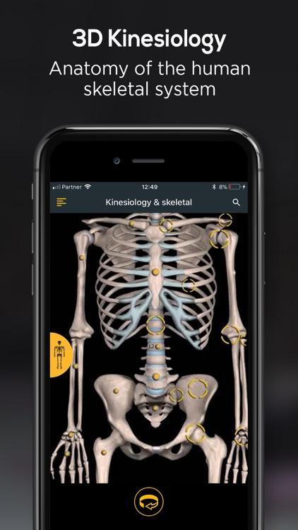 Anatomy by Muscle & Motion screenshot-3