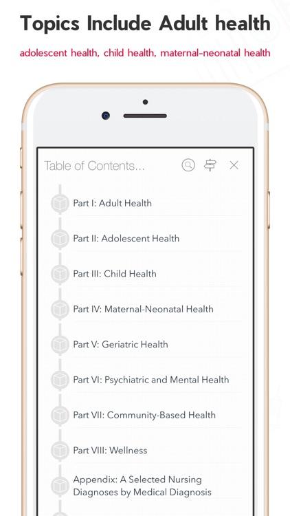Sparks & Taylor's Nursing Dx screenshot-6