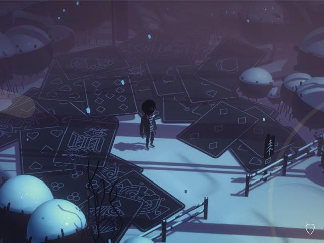 Where Cards Fall Screenshot