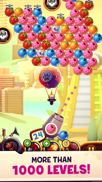 Bubble Island 2 - Shooter Game