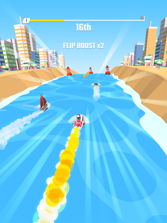 Flippy Race на iPad