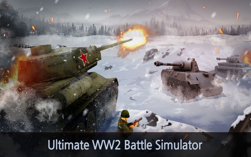WW2 Battle Front Simulator Screenshot