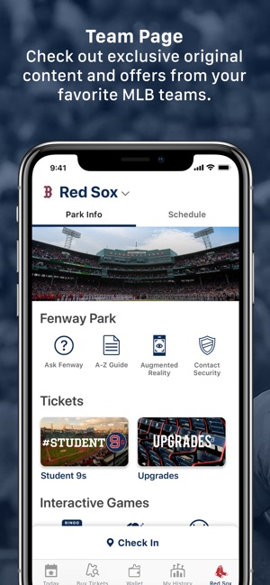 MLB Ballpark on the App Store