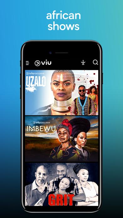 Viu -Stream TV Shows & Serials by Vuclip, Inc  (iOS, United States