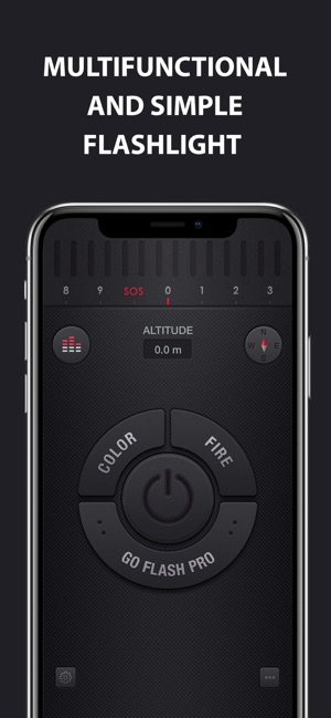 Flashlight for iPhone + iPad on the App Store