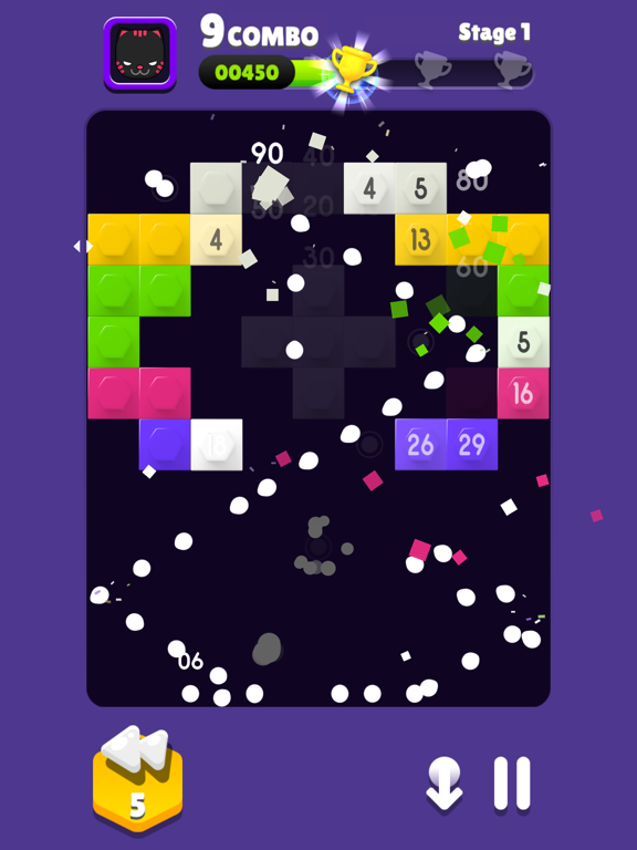 BRIKO : Best Bricks Breaker screenshot 10