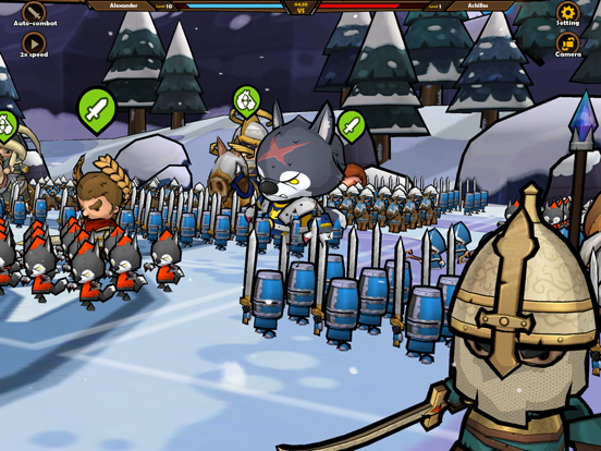Mini Warriors 2 screenshot 10