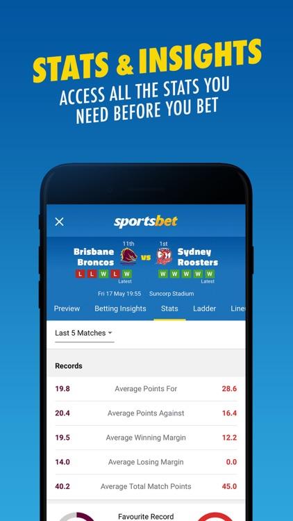 Sportsbet - Online Betting screenshot-8